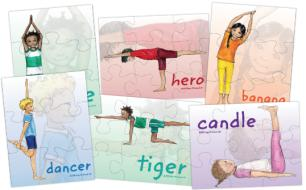 Yoga Jigsaws