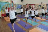 What is the most important tool in the children's yoga lesson?
