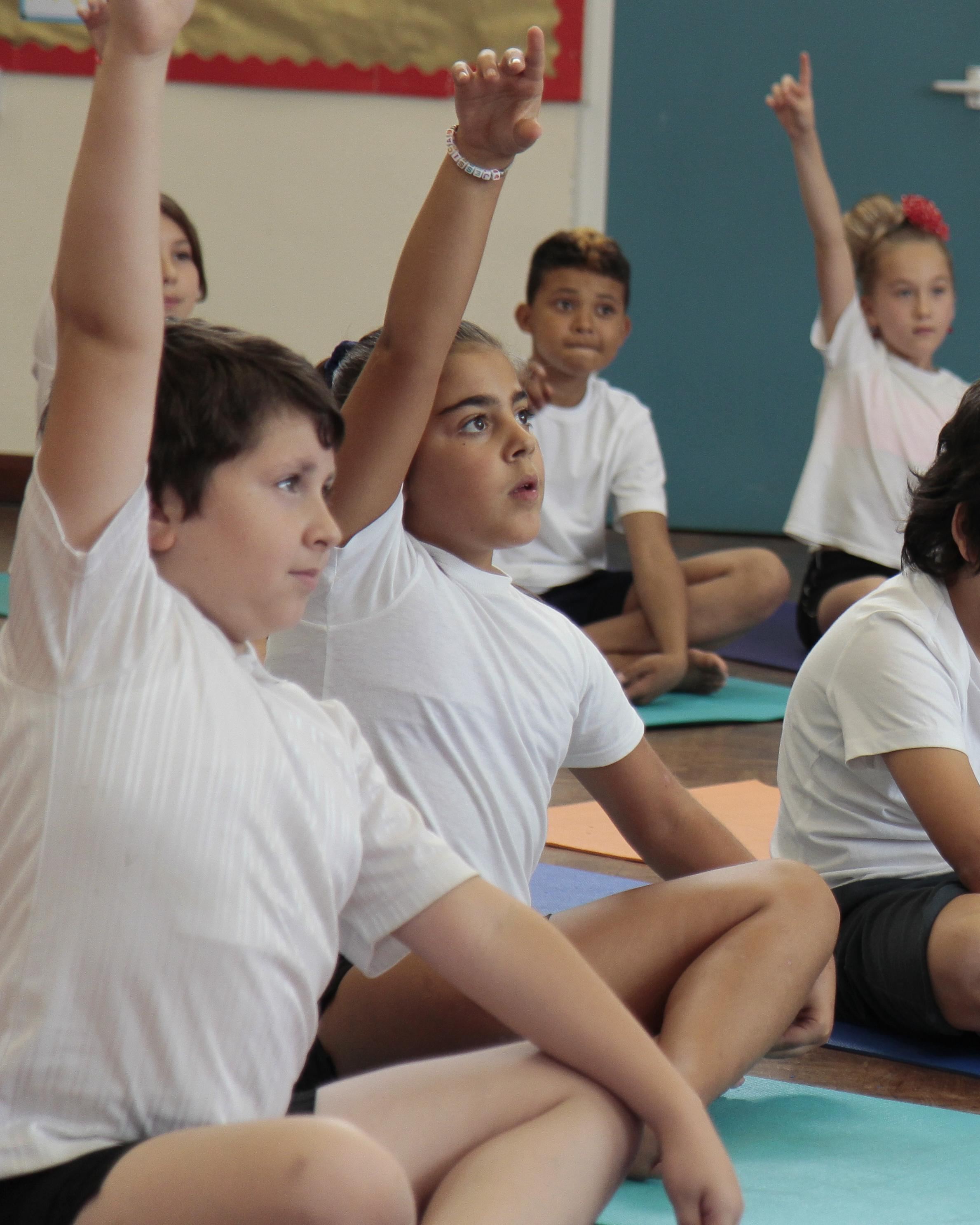 Teaching Yoga to Children with Autism - A Piece of Cake?