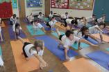 How to Teach Yoga to Children Safely