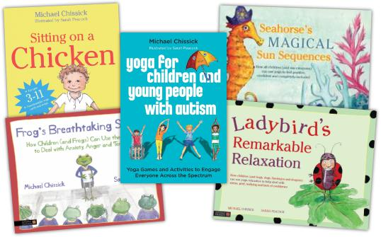 Books about Children's Yoga