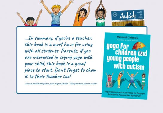 AuKids Review of Yoga for Children & Young People with Autism
