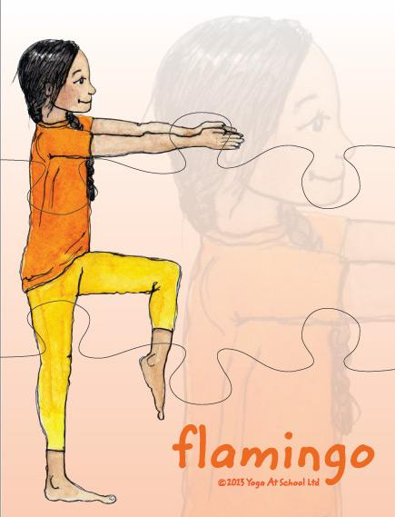 Yoga Jigsaws<br />Intermediate Set C