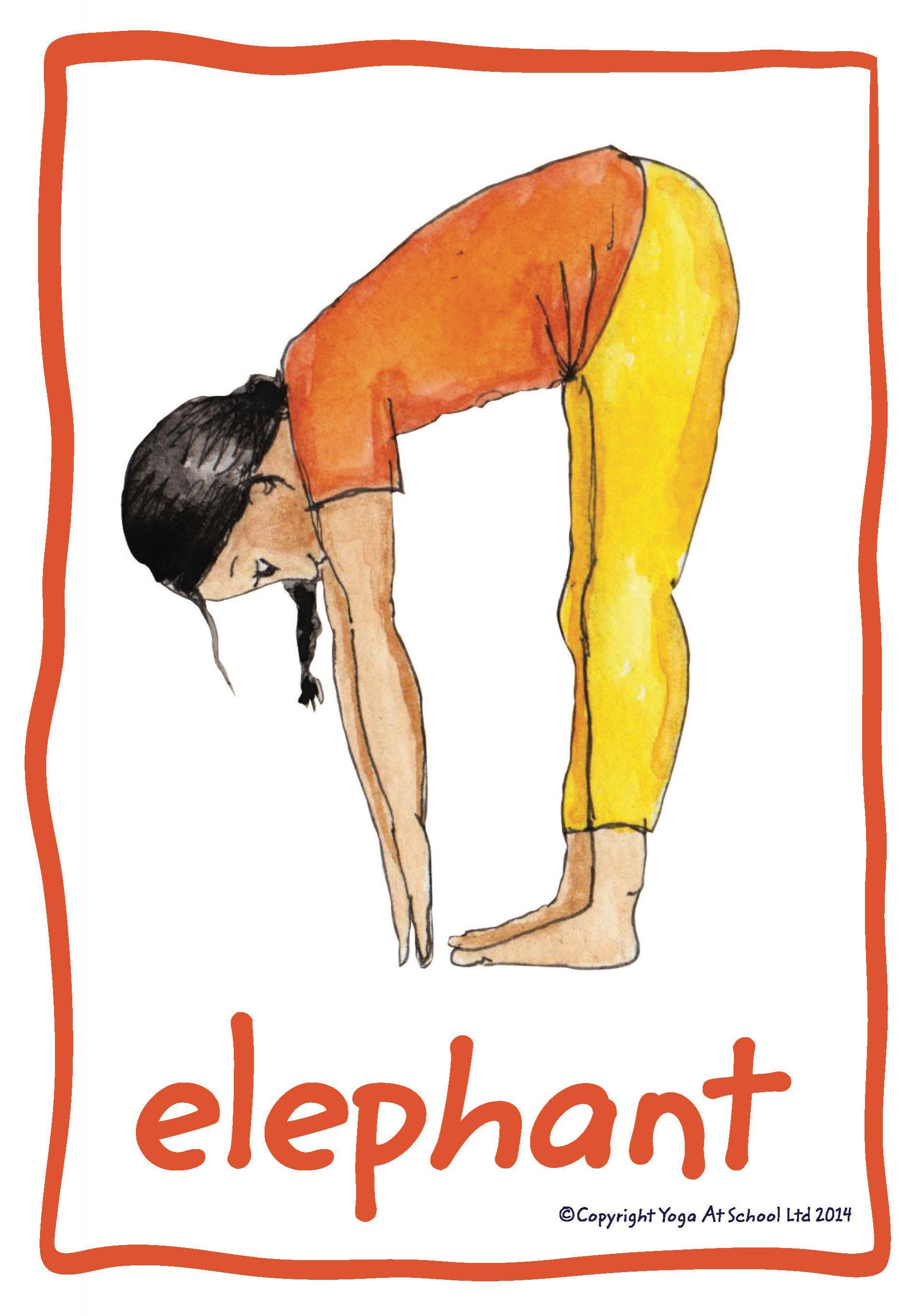 Starter Posture Cards