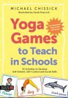 Yoga Games to Teach in Schools