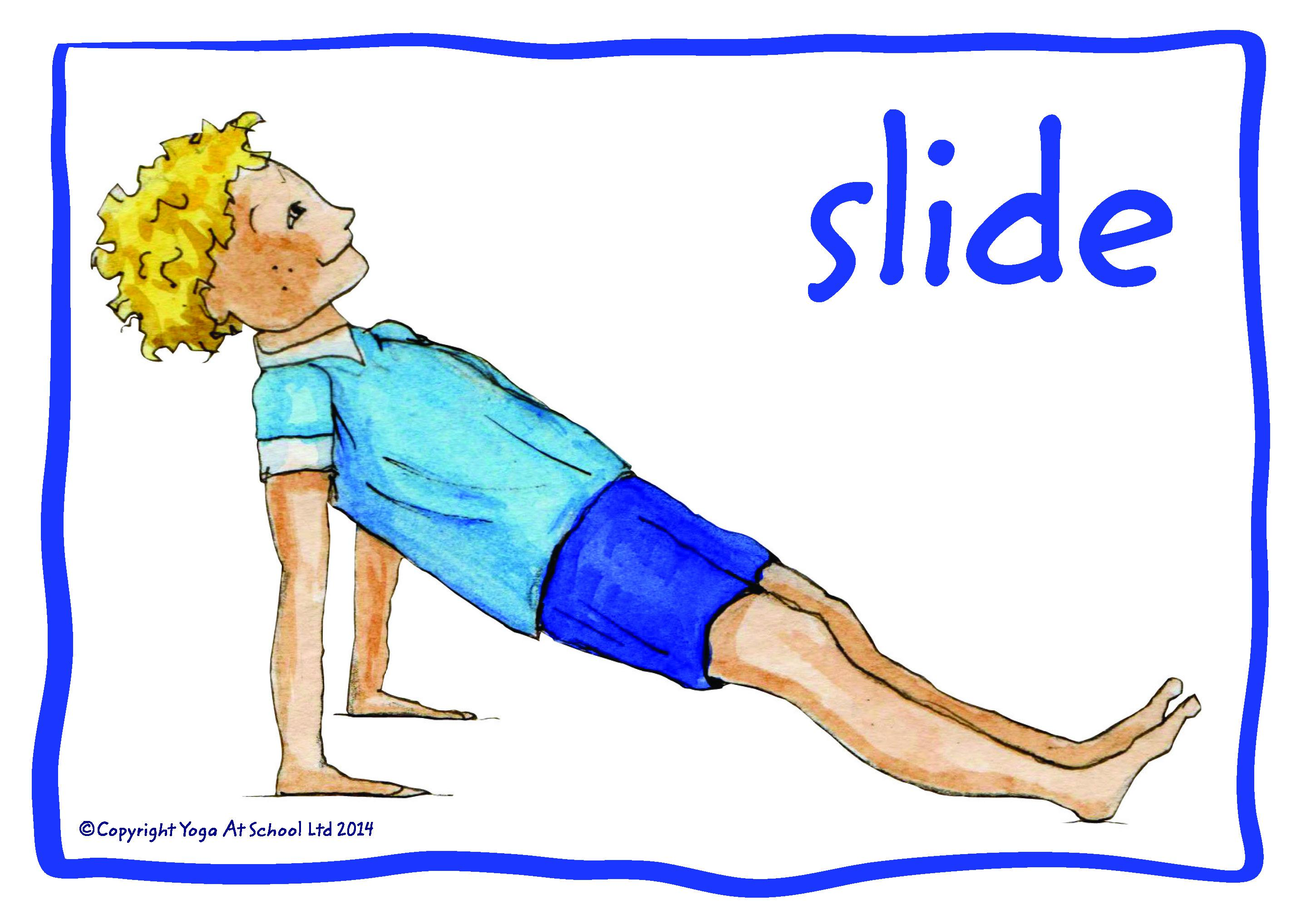 Intermediate Posture Cards